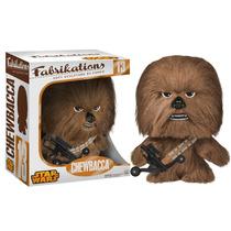 Funko Fabrikations Star Wars Chewbacca Peluche Nuevo En Caja