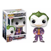 Funko Pop Joker Batman Arkham Vinyl Guason Nuevo Original