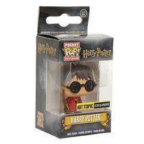 Funko Pop Llavero Harry Potter Quidditch Exclusivo Vinyl