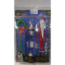 Santa Jack The Nightmare Before Christmas Serie 3 Neca