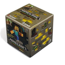 Minecraft Craftables Figura Armable Geek Serie 1 Al Azar