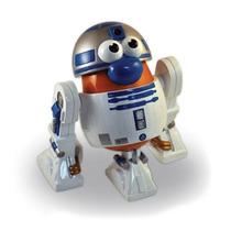 Señor Cara De Papa - En Disfraz R2d2 Star Wars Luke Skywalke