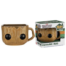 Funko Taza Groot Ceramica Marvel Guardianes Galaxia Guards