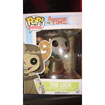 Adventure Time The Lich Hora De Aventura Pop Funko
