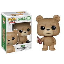 Funko Pop Ted And Beer Pelicula Ted 2 Nuevo Original Vinyl