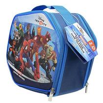 Muñeco Infinity 2.0 Techzone Mochila Spiderman Nueva Origina