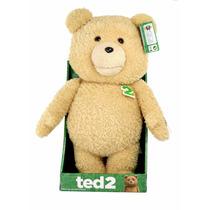 Ted 2 Oso Ted Hablador Parlante Explicito 40 Cm Peluche