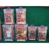 Narnia Coleccion El Leon ,la Bruja Y El Ropero Disney Store