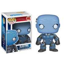 Funko Pop Electro De Amazing Spiderman Brilla En Ocuridad