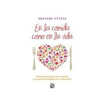 Libro En La Comida Como En La Vida