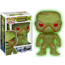 Funko Pop Swamp Thing Glow Brilla En Oscuridad Exclusivo