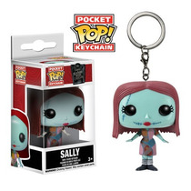 The Nigtmare Before Christmas Sally Funko Pop! Key Chain