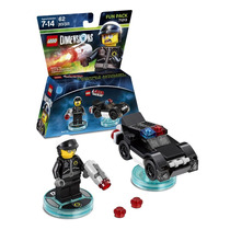Lego Dimensions Fun Lego Movie Bad Cop Policia Armable