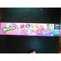 Shopkins Temporada 5 Con 20 Piezas Mega Pack Trabucle