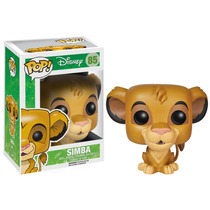 Funko Pop Simba El Rey León The Lion King Disney Nuevo