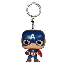 Llavero Funko Capitan America Avengers Hulk Iron Man Thor