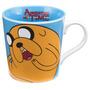 Taza Jake Adventure Time De Ceramica Hora De Aventura Finn