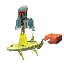 Star Wars Boba Fett Launch Lab Cohete The Force Awakenes