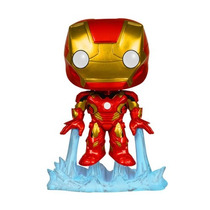 Funko Pop Marvel Avengers 2 Iron Man Vinyl Nuevo Original