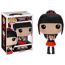 Funko Pop Su-metal Babymetal Suzuka Nakamoto J-pop Rocks