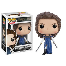 Pride And Prejudice And Zombies Elizabeth Bennet Funko Pop