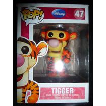 Tigger De Winnie The Pooh Disney Raro Dificil Pop Funko
