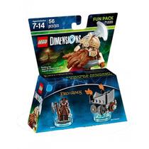 Lego Dimensions Gimli El Señor De Los Anillos Lord Of The Ri