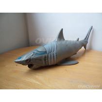 Juguete Tiburón Max Steel Usado Sin Dientes Lee Descripc Ca9