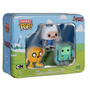 Funko Pocket Pop - Hora De Aventura Jake, Finn, Bmo