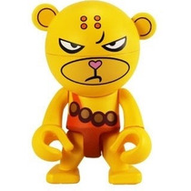 Muñeco Trexi Buddhist Monkey Happy Tree Friends Cabeza Gira