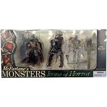 Monsters Boxed 3 Pack De Mc Farlane