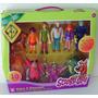 Scooby Doo Monster Set De 10 Figuras Amigos Y Monstruos