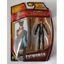 Figura Catwoman De Batman Arkam City Escala 1:18