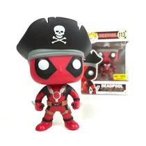 Funko Pop Deadpool Exclusivo Pirata Pirate Marvel Nuevo