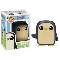 Funko Pop Gunter Adventure Time Hora De Aventura Pingüino