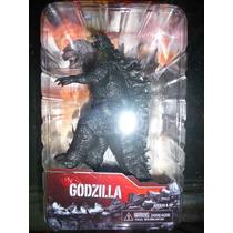 Godzilla 2014 De Neca 12 De Cabeza A Cola 6 De Alto