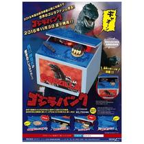 Godzilla Alcancia Electronica Shine