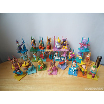 Colección Completa 25 Figuras Hanna Barbera Toonrocks Hb31