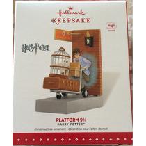 Hallmark Harry Potter Coleccionable Adorno Para Arbol