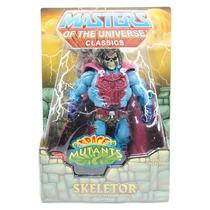 Skeletor Intergalactic Motu Masters Of The Universe He-man