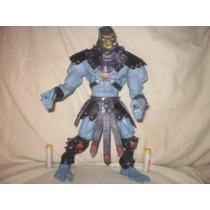Skeletor Gigante Articulado 12 In 31 Cm He-man Mattel 2003