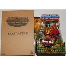 ### Motuc Blast Attak Masters Classics ###