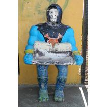 He-man Skeletor Asiento De Carrusel Para Feria Para 2 Niños