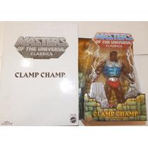 ### Motuc Clamp Champ Masters Classics ###
