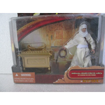 Indiana Jones Y El Arca Fabulosos Set 1/18 = 3 3/4