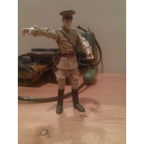 Indiana Jones Coronel Dovchenko Hasbro 10 Cm