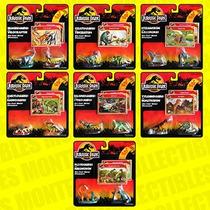 Jurassic Park Diecast Minidinosaurs 1993 Colleccion