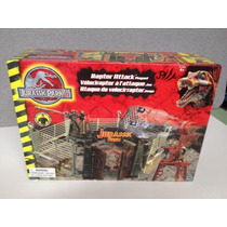Jurassic Park 3 Raptor Atack Play Set ¡jamas Abierto!