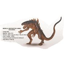 Dinosaurios, Figura De Destructor Grande