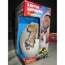 Raptor Hatchling Jurassic Park 1993 Nuevo Kenner
